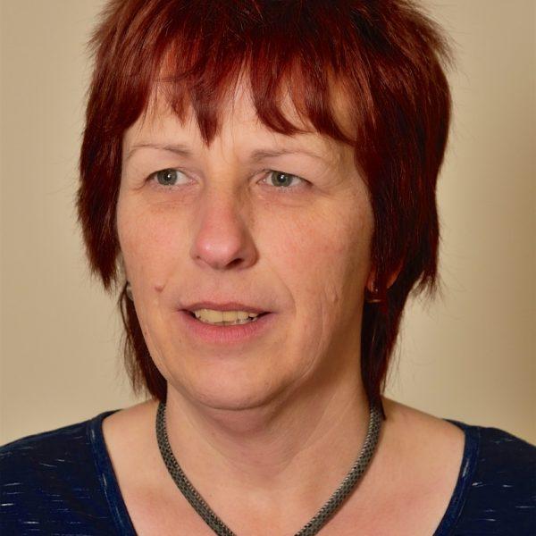 Portrait Ute Schneider