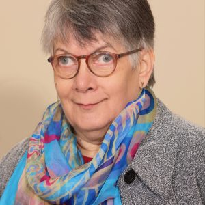 Portrait Edith Fährmann